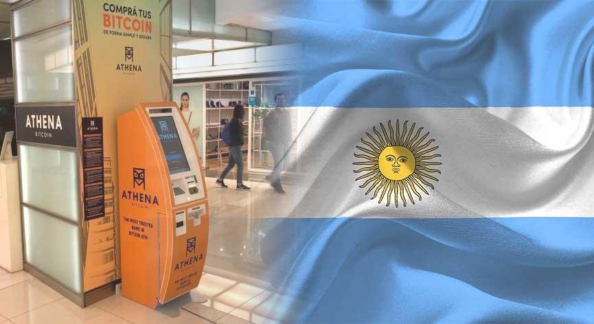 Argentina keeps Bitcoin ATMs operating despite quarantine