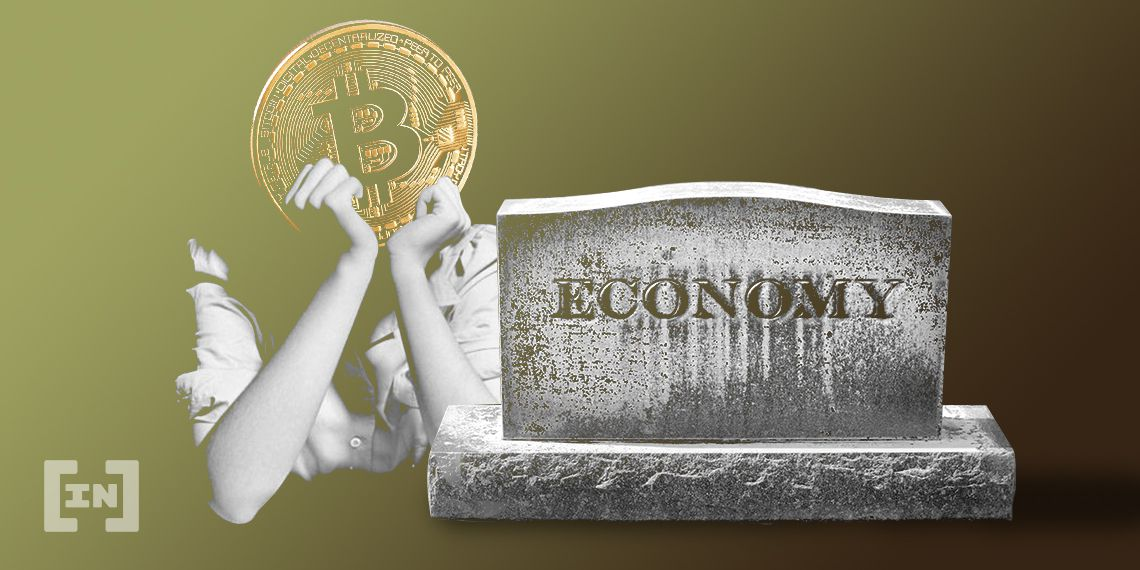 JPMorgan now forecasts a 40% decline in GDP in the second quarter – BeInCrypto
