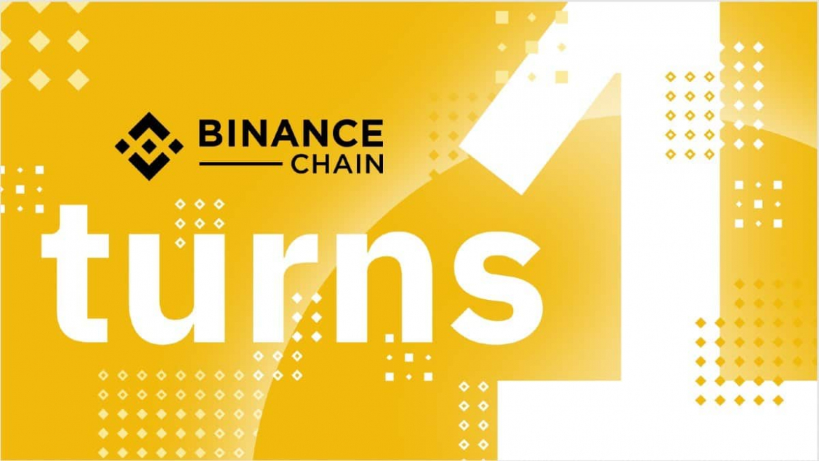 Binance Chain is 1 year old