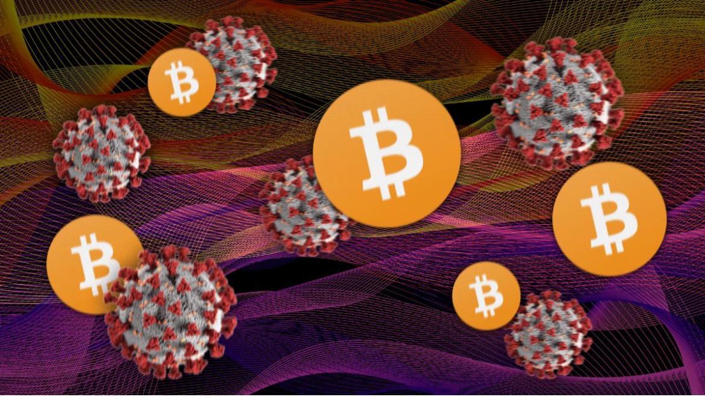 Bitcoin does not give up coronavirus