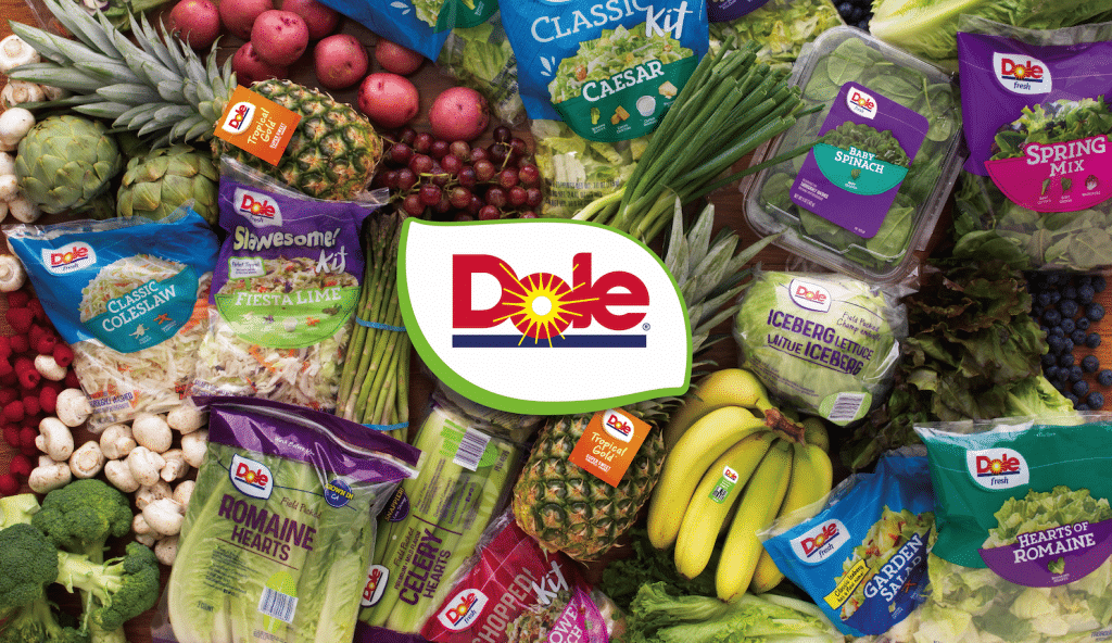 Dole Food Company is trying to implement blockchain technology to redesign the way they track their food products around the world – crypto trends