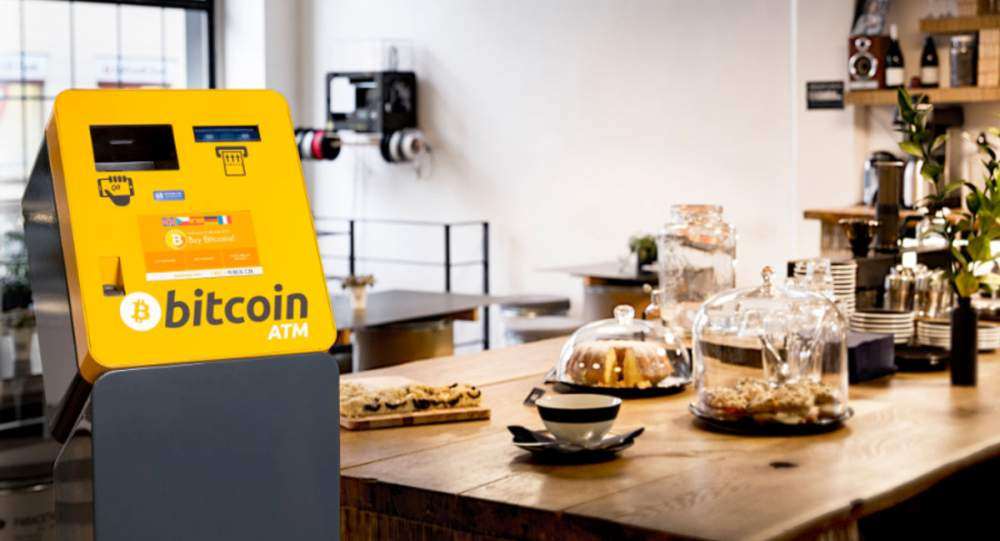 At the beginning of April, more than 7,300 Bitcoin ATMs were active worldwide