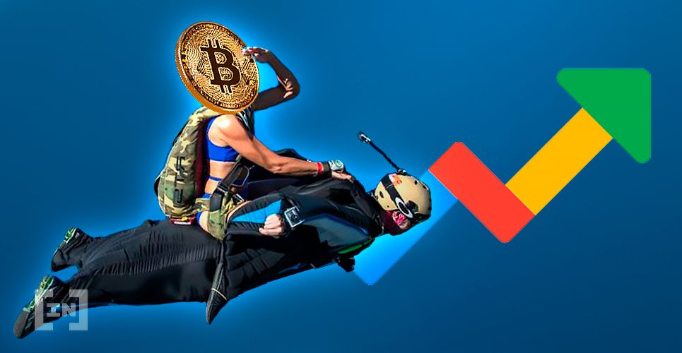 """Google searches for """"Bitcoin Halving"""" is nearing its peak"""