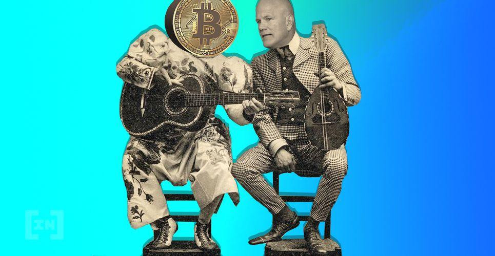 "Mike Novogratz: ""Bitcoin, gold is preparing for the multi-year bull market"" – part 2"
