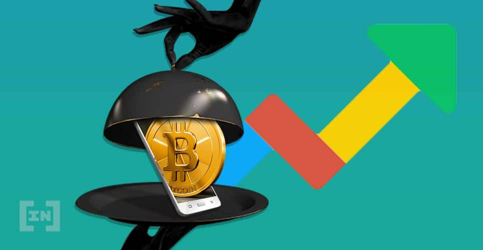 Google is looking for Bitcoin Halving at all time high