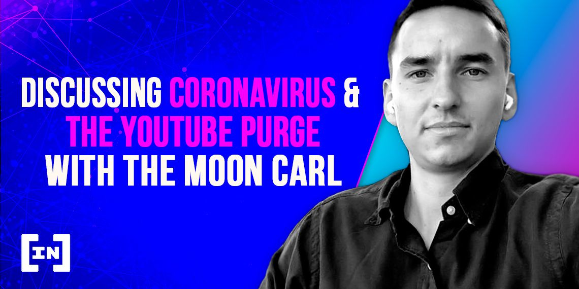 Carl 'The Moon' Martin says it's time to buy Bitcoin now [Exclusiva]
