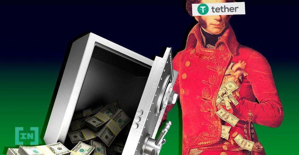 Tether exceeds $ 7 billion in market capitalization