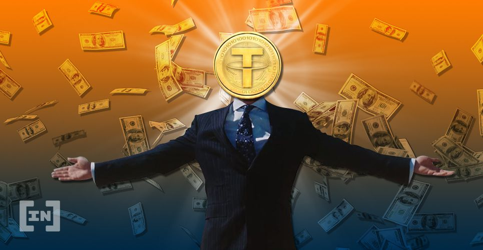 Tether Treasury continues printing and spends another $ 120 million