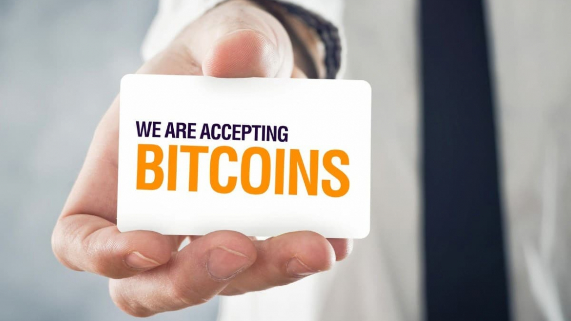How do I accept cryptocurrencies in my shop?