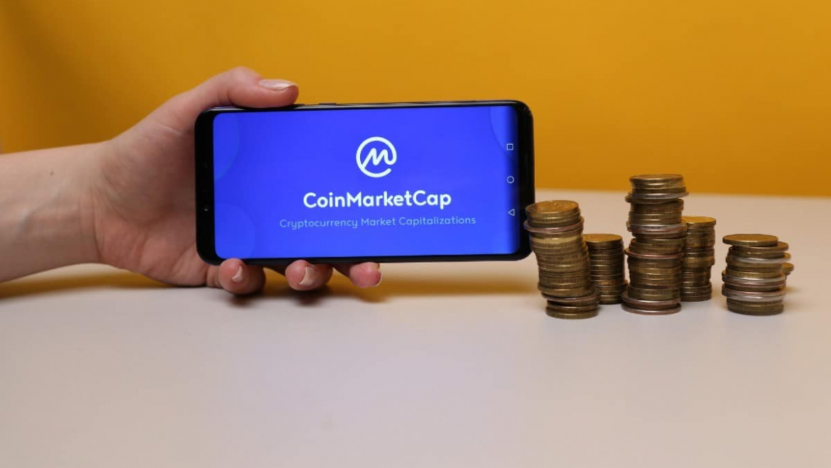 How does CoinMarketCap get your data?