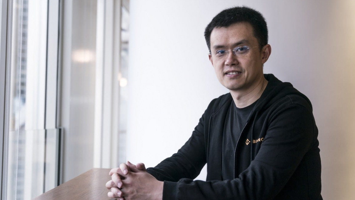 Changpeng Zhao does not appear on the Forbes list