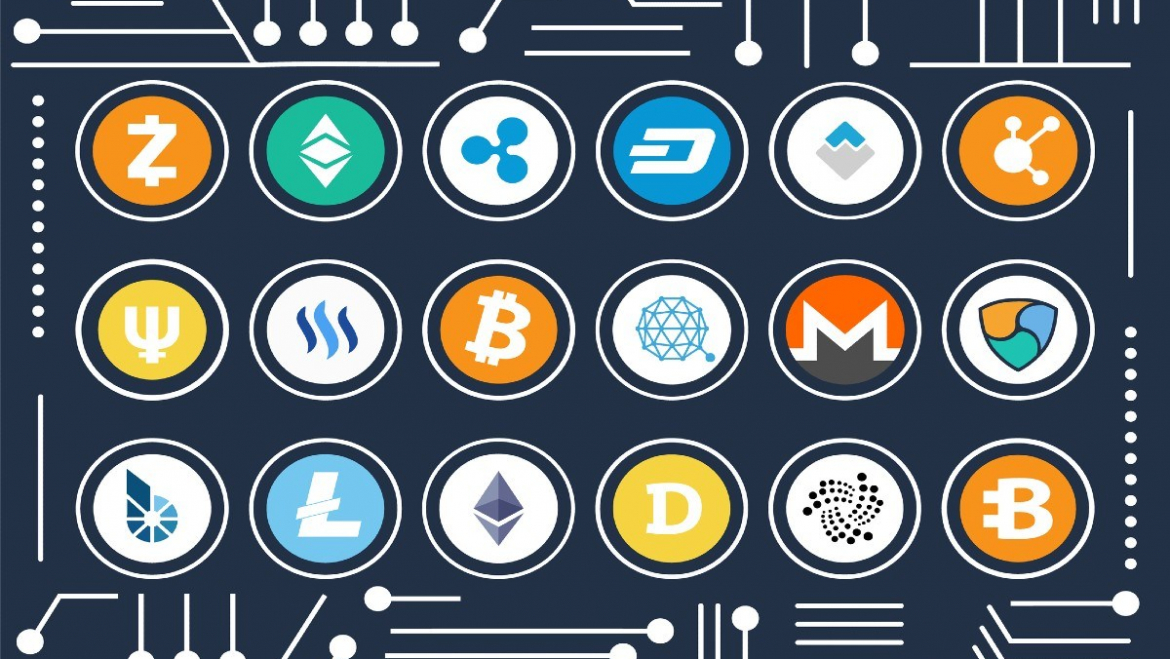 Top 5 cryptocurrencies with the most revenue