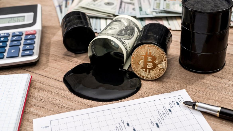 Crypto summary of the day: BTC rises, oil falls