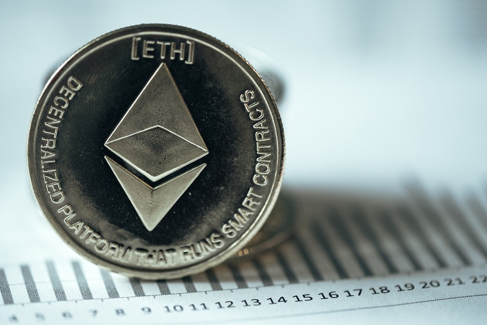 The value of transmissions on the Ethereum network reaches record levels