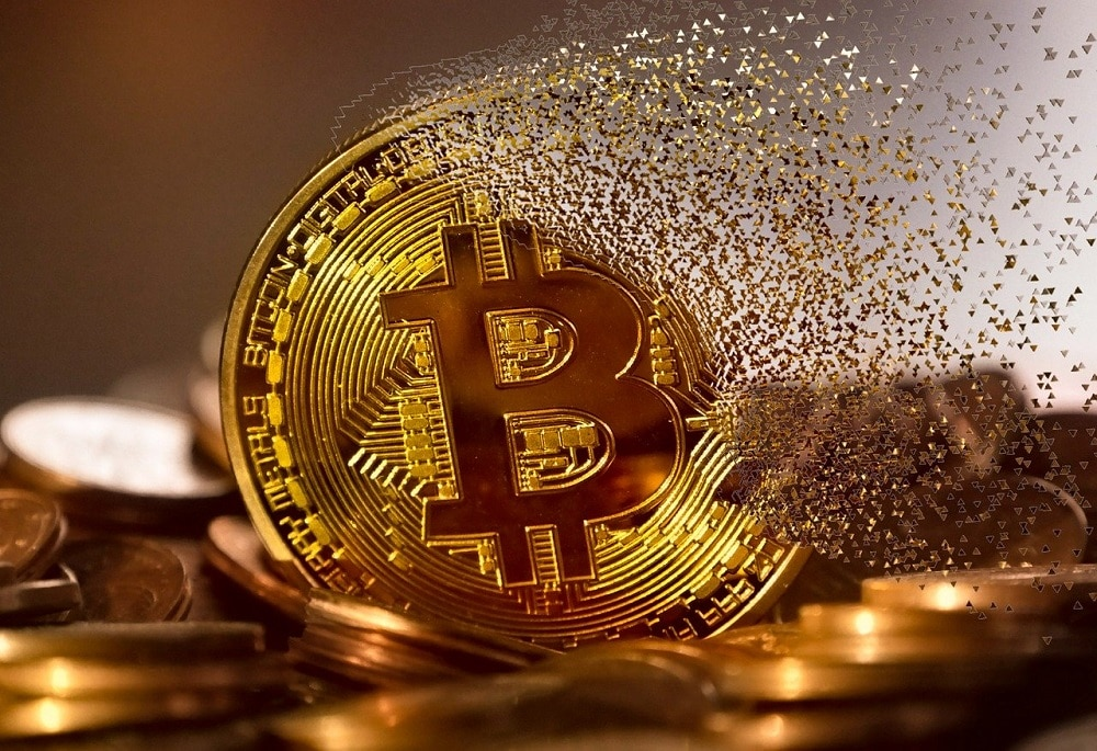 It takes less than a month for Bitcoin to halve for the third time