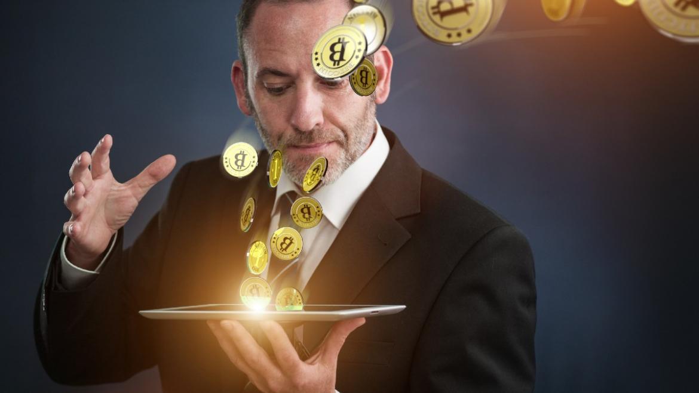 Bitcoin trading volume is increasing