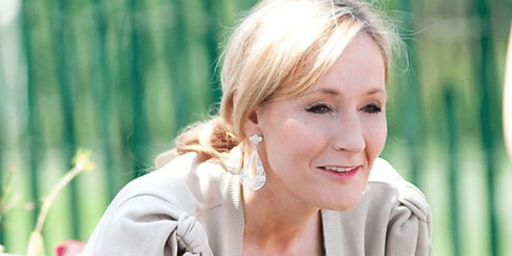 After his brief contact with Bitcoin, J.K. Rowling just wants an invisibility cloak
