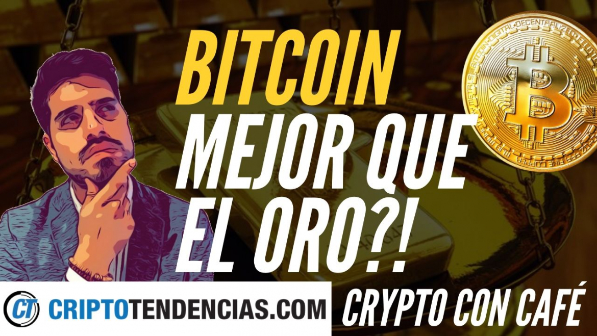 BITCOIN BEATS GOLD IN PERFORMANCE IN 2O2O !! – Crypto Con Café – Crypto Trends