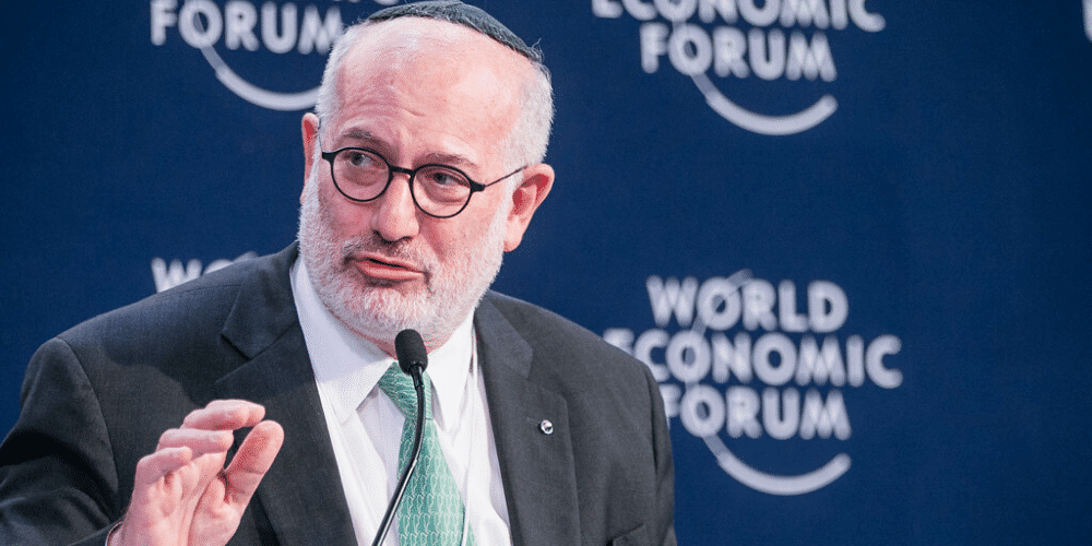Argentinian businessman Eduardo Elsztain suggests investing in gold before the dollar