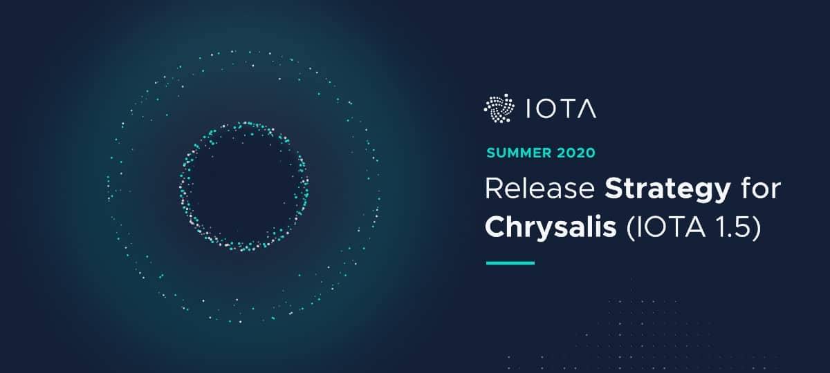 IOTA launches Chrysalis for business use