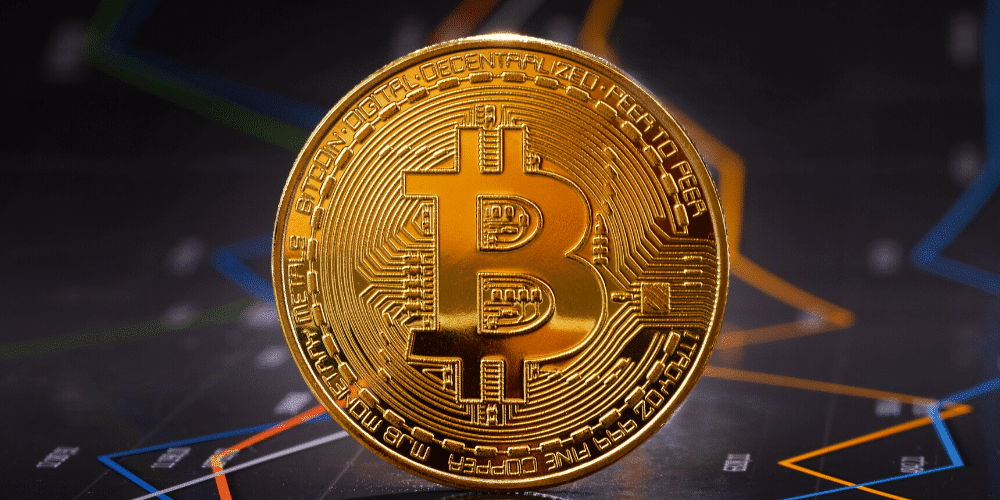 Bitcoin back at $ 10,000 within days of halving