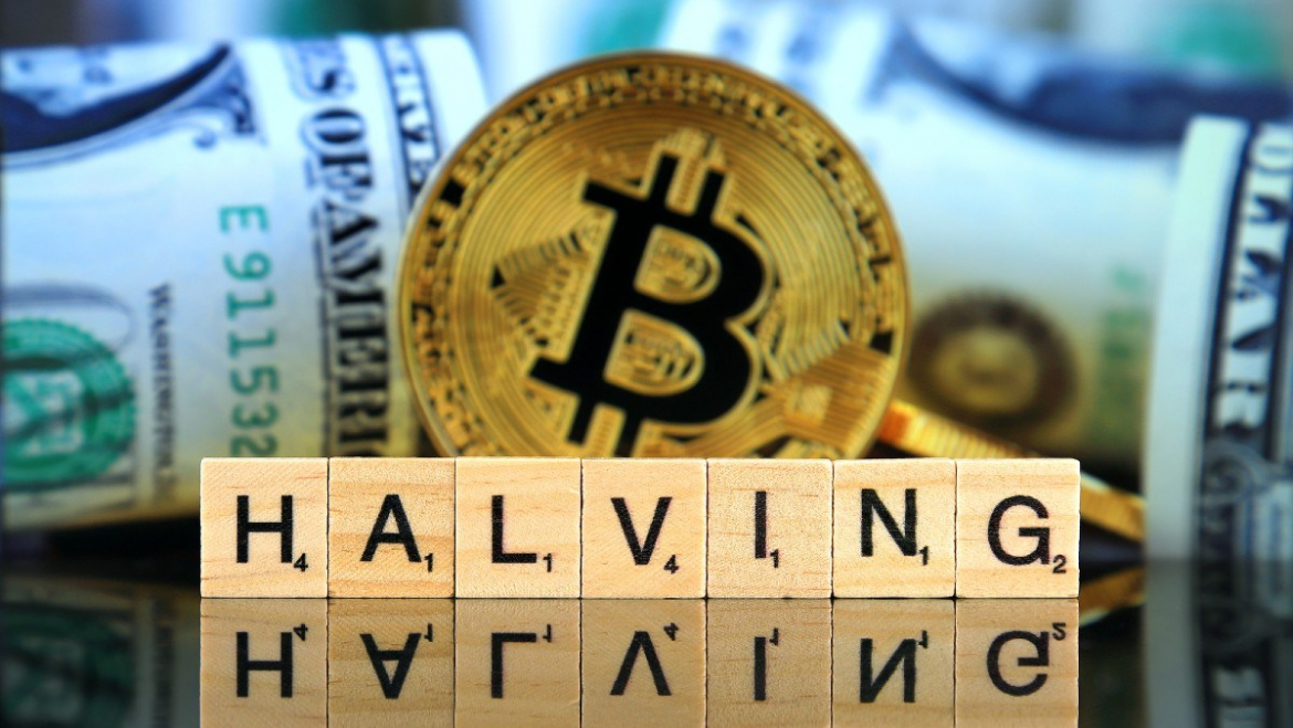 Use the halving of Bitcoin
