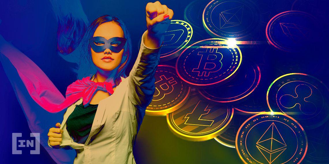 Argentina, Venezuela and Colombia are increasing women's crypto adoption, according to CoinMarketCap