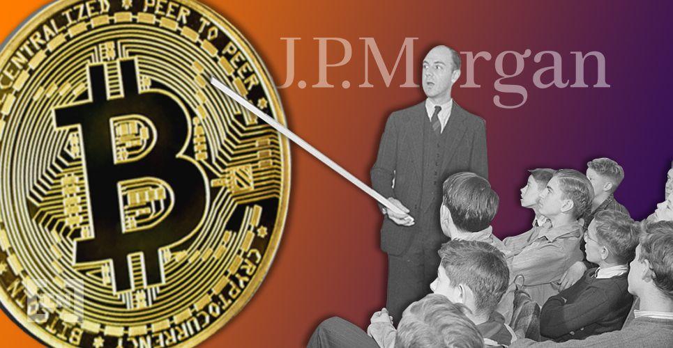 JP Morgan opens accounts for Coinbase and Gemini as customers