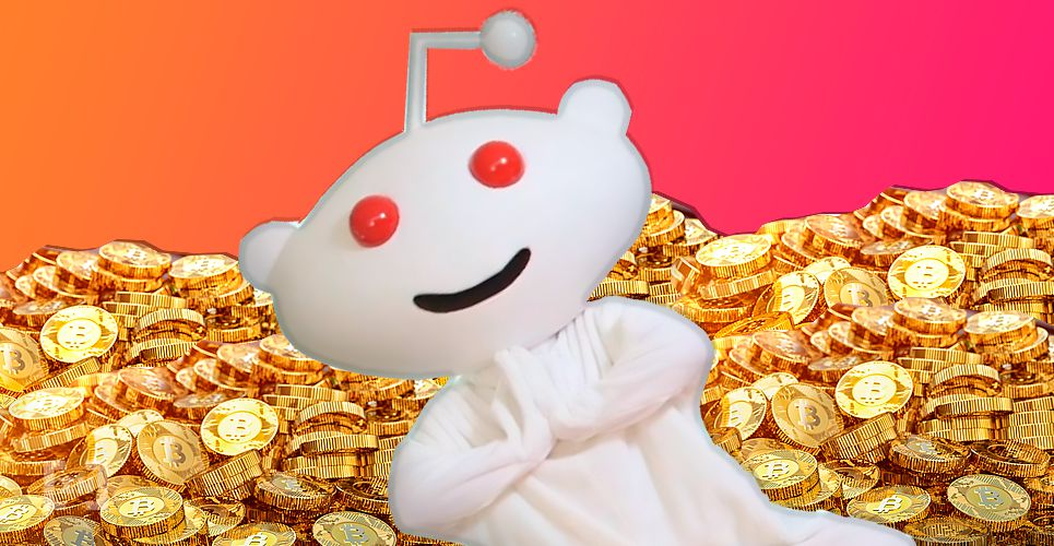 "Reddit creates a token through Ethereum for its ""Community Points"" system"